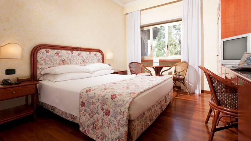 Hotel-Eurogarden-Rom-standard-doppelzimmer