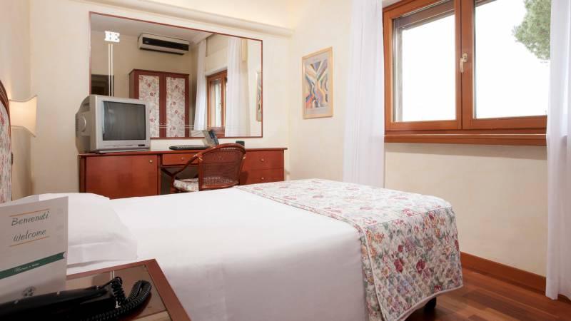 Hotel-Eurogarden-Rom-standard-einzelzimmer